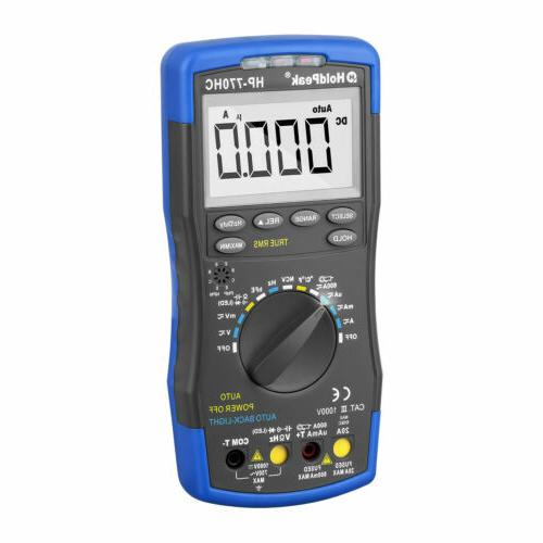 Multimeter Current Meters