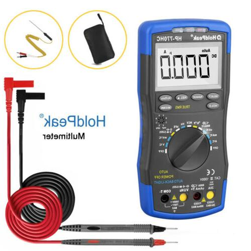 multimeter 1000v dc ac current voltmeter circuit
