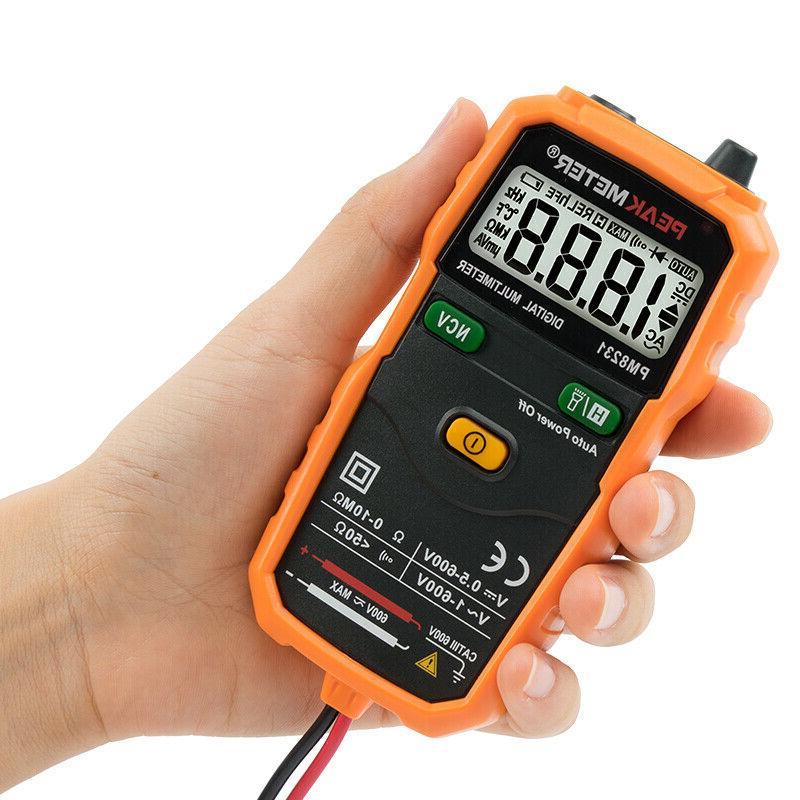 Peak-Meter PM8231 SMART Digital DMM