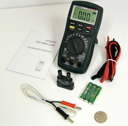 Sinometer Multimeter, DC Voltage Current