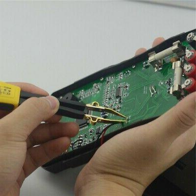 Smart Tweezers Digital Multimeter RC Auto