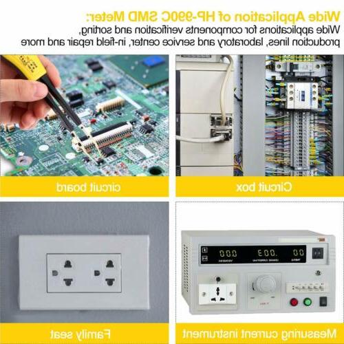 SMD Multimeter meter Auto Range Scan Meter