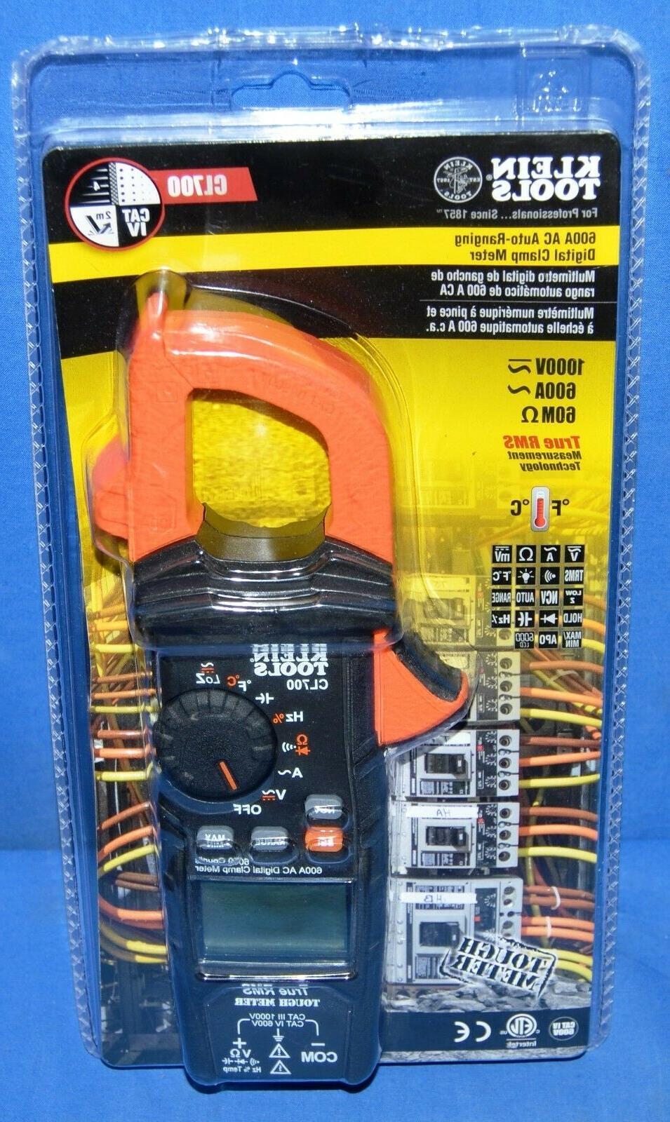 tools ac auto ranging clamp