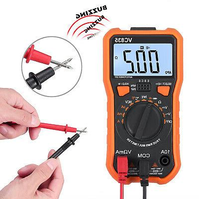 Digital DC Voltmeter Ammeter Ohmmeter Volt