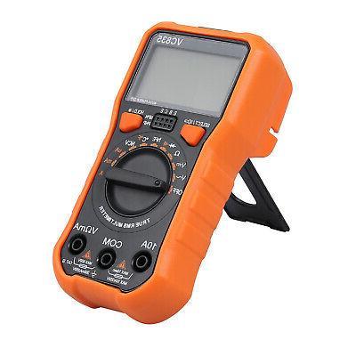 Digital DC Voltmeter Ohmmeter Volt Tester