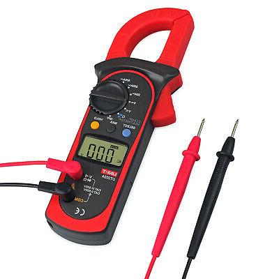 Digital Meter Amp Ohm Voltmeter Tester AC US