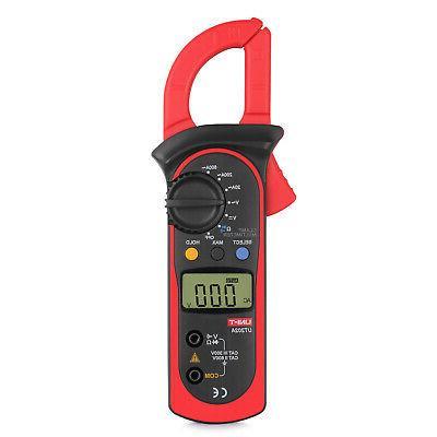 Digital Multimeter Meter Ohm Voltmeter Tester DC US
