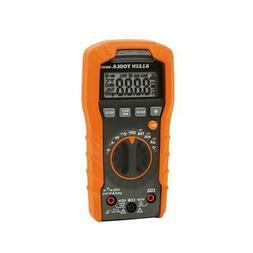 Klein Tools MM400 Digital Multimeter, Auto-Ranging, 600V