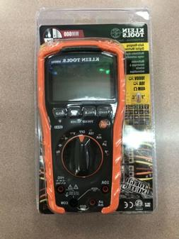 Klein Tools MM600 Auto Ranging Digital Multimeter - Brand Ne