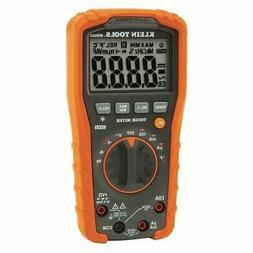 KLEIN TOOLS MM600 Digital Multimeter,Auto-Ranging,1000V