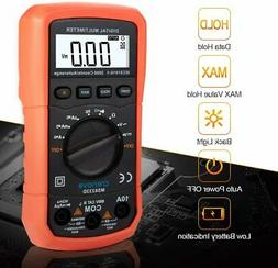 MS8233D Digital Multimeter Battery Operated Auto-ranging AC/
