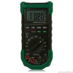 MASTECH MS8268 Auto RangeDigital Multimeter Sound Light Alar