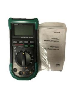 ms8268 auto rangedigital multimeter sound light alarm