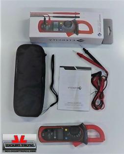 Etekcity MSR-C600 Digital Clamp Meter Multimeter with AC DC