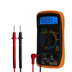Multi-function Digital Multimeter Backlight Household Use AU