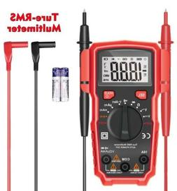 Multimeter Ture Rms Auto Ranging Digital 2000 Counts Ac Dc V