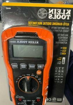 New Klein Tools MM400 600V 10A Auto-Ranging Digital Multimet