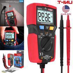 Pocket Size Digital Auto Range Multimeter AC/DC Volt Amp OHM