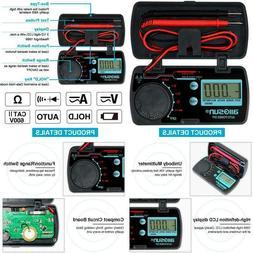 Allosun Pocket Size Digital Multimeter Auto Range Multi Test