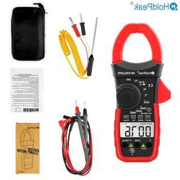 Professional AC DC Clamp Meter Current Voltage Multimeter AP