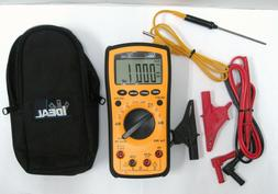 Ideal 61-342 Test-Pro Digital Multimeter with TRMS