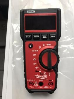 Digital Thermocouple Multimeter