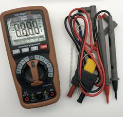 Southwire Tools 11050N Auto-Ranging Digital Multimeter, 12 F