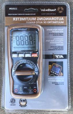 tools 11050n auto ranging digital multimeter 12