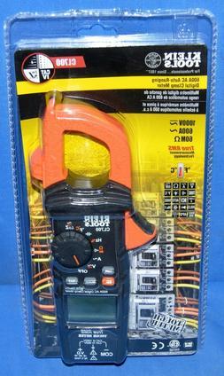 Klein Tools  AC Auto Ranging 600 Amp Digital Clamp Meter #CL