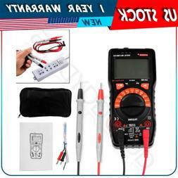 True RMS Digital Multimeter Auto Range AC/DC Voltage Current