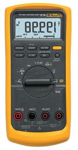 Fluke TrueRMS Industrial Digital Multimeter