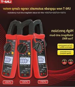 UNI-T New Digital Clamp Meter True RMS Multimeter AC Volt Am