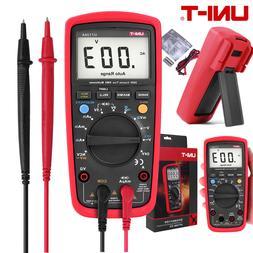 UNI-T UT139A True RMS LCD Digital Auto Range Multimeter Volt