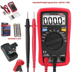 UNI-T UT33A+ Palm Size Auto Range Digital Multimeter AC/DC V