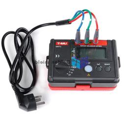 UNI-T UT582+ Digital RCD ELCB Testers AUTO RAMP Leakage Circ