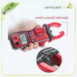Unit Digital Clamp Meter Multimeter Handheld AC/DC Auto-Rang