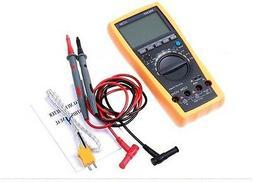 VC99+ 6999 AUTO RANGE DIGITAL LCD VOLTMETER MULTIMETER TESTE